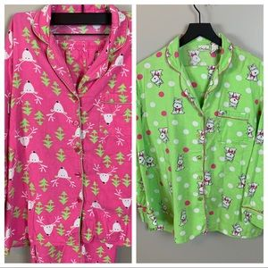 Kim Rogers pajama sets/size large